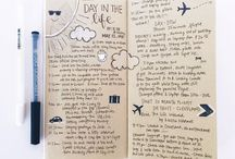 Идеи для Личного Дневника - Ideas for your personal diary