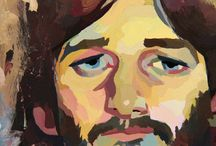 Ringo Starr/Artwork By Others