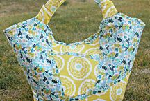 Sewing - for the love of totes!