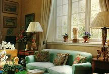 English Country Home Decor / by Karen Case