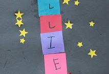 Preschool- letters
