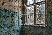 Abandoned Places / Abandoned Places