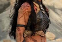 She warrior