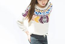 tricot niña
