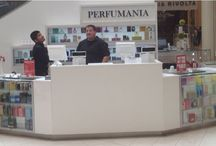 Kiosk at The Mall Of America! / Check out our brand new kiosk at The Mall Of America in Bloomington, MN! Very cool design and a well trained staff looking to help you to find your next new favorite scent! / by Perfumania