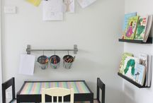 Kids Spaces / by Jessica Cox