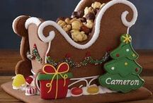 Gingerbread Sleighs + more