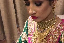 Aliya baig makeup