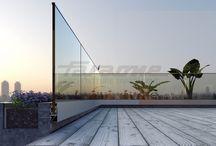 Guardas vidro