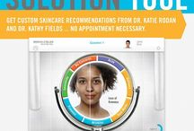 R+F Solution Tool: Which Products are Right for YOU? / Dr. Katie Rodan and Dr. Kathy Fields have developed the Solution Tool based on how they work with patients in their dermatology practice. Take 5 minutes to answer a few easy questions to receive your own personalized recommendations and daily skincare routine from the doctors.  / by Jan Evett