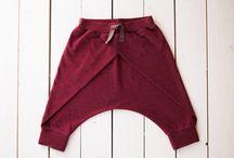 Harem Pants / always a good idea