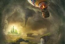 Wizard of Oz!!! / by Sherie Cardoza