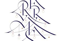 Calligraphy /papermanship