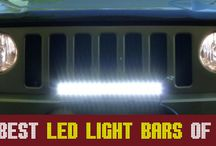 Blog / We discuss and review some of the best LED light bars on the market. We list every feature and benefit helping you make a better informed choice when selecting a LED light bar.