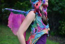 FELTED FASHION / Fashion with a felted twist.