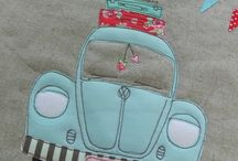 Cars & vehicles applique