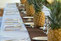 Pineapple Dinner