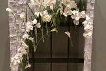 ferestre cu flori