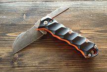 Custom Knives / Framelock, Linerlock, Friction Folder und Fixed Knives