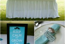 Baby miller shower!!!  / by Kay Whitehill