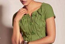 maglia donna estate