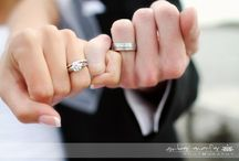 wedding - rings & dressshoots