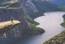 NORWAY, SWEDEN, FINLAND & DENMARK