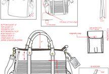 Technical & flat drawing