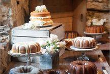Cake Buffet for Nettie