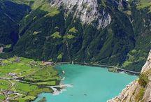 Suíça   Switzerland / Dicas de viagem e fotos da Suíça. Switzerland. Europa
