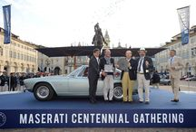 #Maserati100 Gathering - highlights / An event like this only happens once in 100 years. What was you favorite moment of the unforgettable #Maserati100 Gathering?
