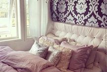 Bedroom decor / by Mish L Dean