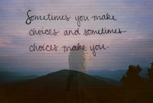 Quotes / by Abby Sullivan
