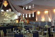 Weddings by Venue - I Do Events / Have we done a wedding at your reception hall or banquet room?