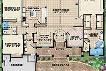 House Plans / by Kandace Sullivan