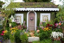 Yard Sheds, Playhouses and Mommy Retreats