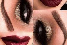 Christmas Makeup Ideas