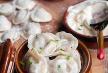 dumplings (пельмени)