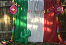 Mexican party.
