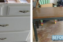 DIY home decor and furniture  / by Courtney Hazlewood