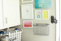 Laundry Room / by Ashley Sharp