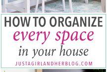 Organisation & huishouding