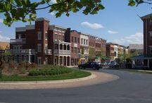 Parkwood Exteriors:  Live/Work Buildings