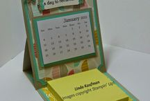 Card Making - Calendars