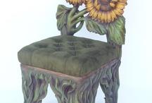 Bijzondere meubels / by Sophia van Doorn