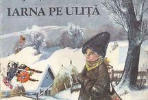 Iarna pe uliță