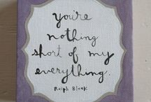 quotes / by Shauna Ruegner