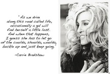 Carrie Quotes / by Karen Romeo