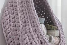 Varios crochet y punto deco