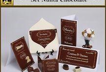Set nunta Chocolate
